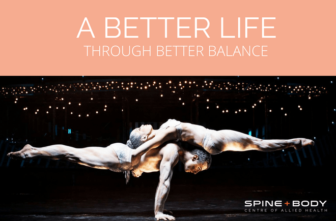 A Better Life Through Better Balance